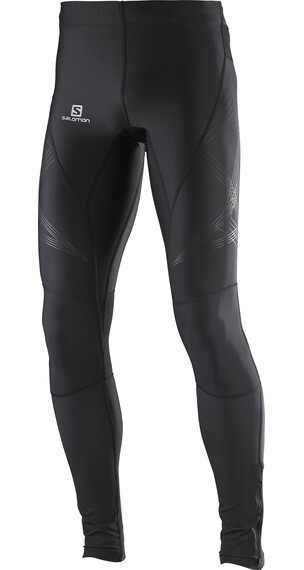 Salomon M's Intensity Long Tights Black